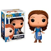 2017 Exclusive Funko pop Official Beauty and the Beast Belle (Village) Princess Vinyl Figure Collectible Model Toy in Stock