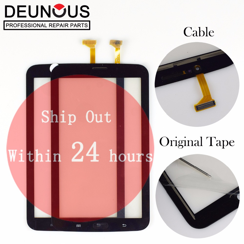 New For Samsung Galaxy Tab 3 T210 T211 Touch Panel Tab 4 SM-T230 T230 SM-T231 T231 Front Touch Screen Digitizer Glass Sensor