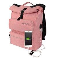 BESTLIFE Laptop Waterproof Backpack Men Women Multifunction External USB Charge Bags Teenager School Travel Rugzak Mochila