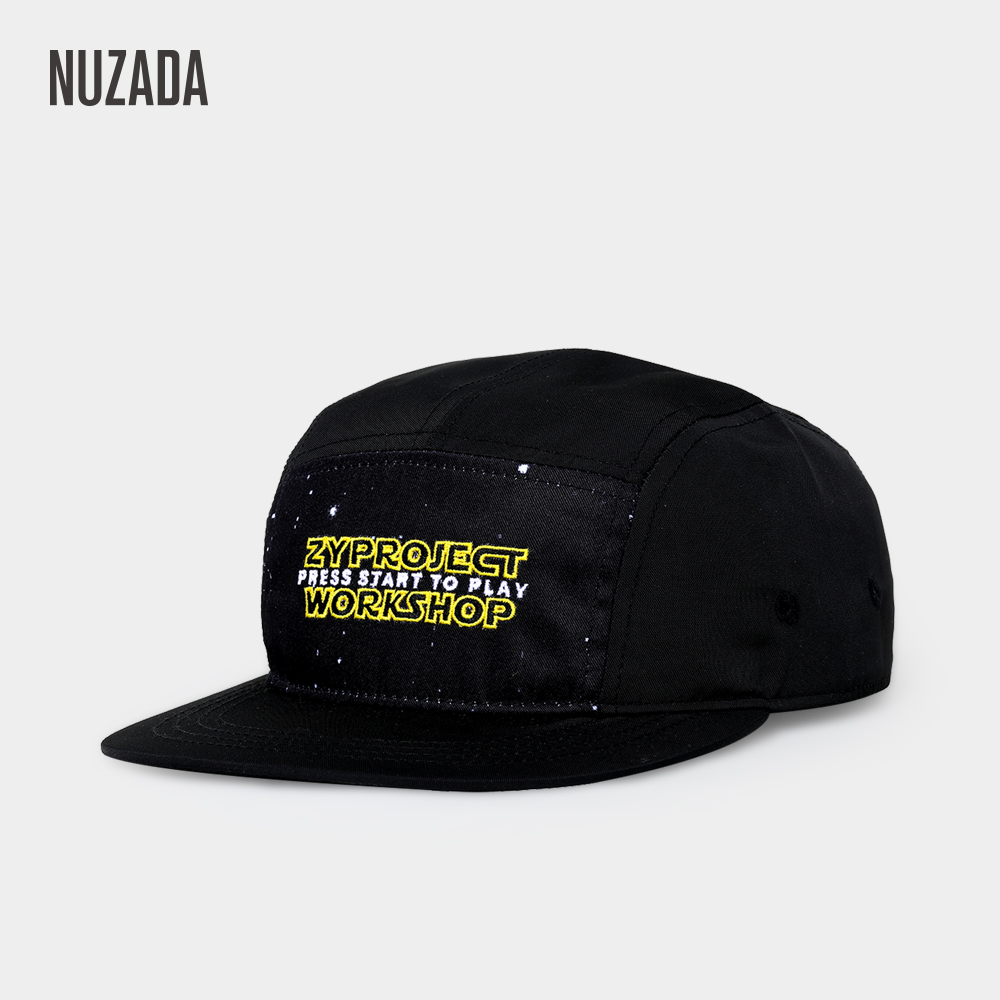 NUZADA   Caps   Exclusive Brand Design Snapback   Baseball     Cap   For Men Women Neutral Couple Embroidery Printing Bone Fashion Hat