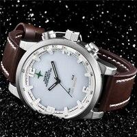 Top Luxury Brand NORTH Men Watches Casual Military Waterproof LED Digital Sport Men's Clock Male Wrist Watch relogio masculino
