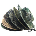 8 Colors Military Camouflage Bucket Hats Jungle Camo Fisherman Hat with Wide Brim Sun Fishing Bucket Hat Camping Hunting Caps
