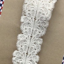 wide 8 cm 1 yards  high quality lace accessories fabrics cloth dress DIY manual material