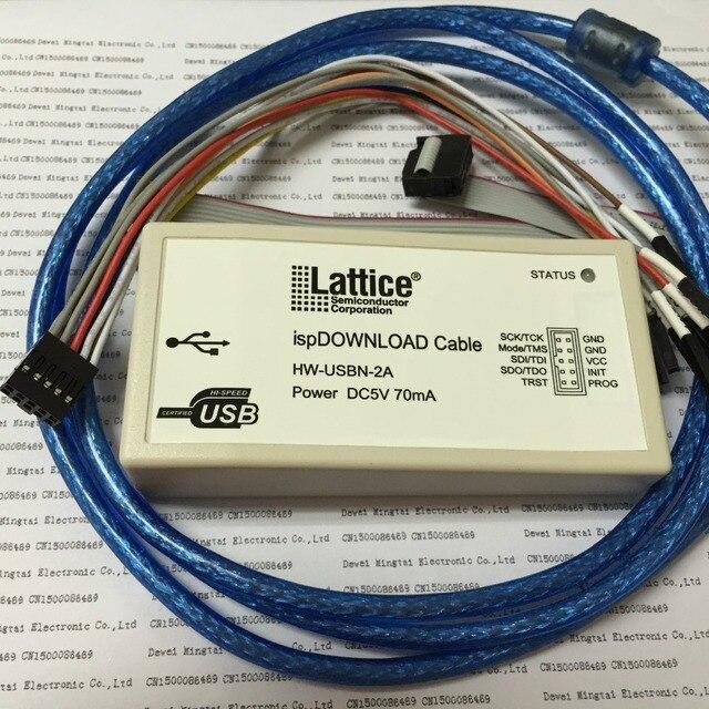 1 ШТ./ЛОТ usb кабель загрузки fpga загрузчик HW-USBN-2A