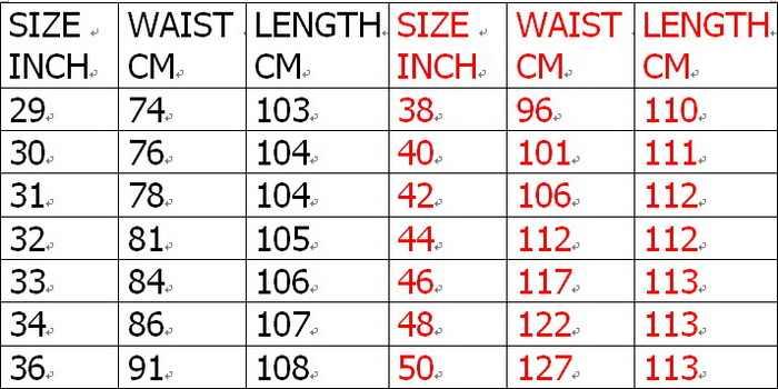 Jesień 2019 jeansy męskie moda biznesowa prosty luźny niebieski elastyczne spodnie jeansowe klasyczne męskie Plus Size28-44 46 48