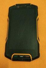 Б/у Оригинальный ЖК дисплей + сенсорный экран + рамка для Huadoo HG04 MSM8926 четырехъядерный 4,7 HD 1280x720 Бесплатная доставка