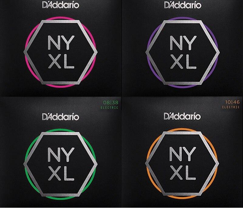 D/'Addario NYXL1052 NY XL Electric Guitar Strings NYXL Free US Shipping 10 Sets
