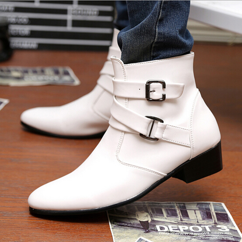 Online Get Cheap Black Male Boots -Aliexpress.com | Alibaba Group