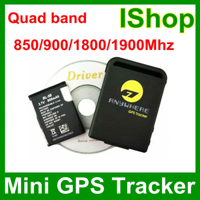 GSM GPRS GPS tracker  tk 106(updated TK102b), save date when in blind area, long standby