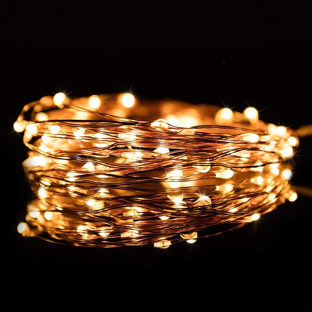 Led String Light 2M 5M 10M 3*AA Battery Operated Garland Outdoor Indoor Home Christmas Decoration Fairy Light Led Strip New Year