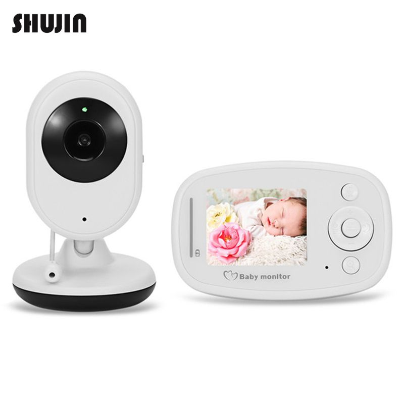 Shujin Promotional Wireless 2.4 Inches LCD 2 Way Audio Talk Night Vision Video IP Security Surveillance Mobile Baby SleepShujin Promotional Wireless 2.4 Inches LCD 2 Way Audio Talk Night Vision Video IP Security Surveillance Mobile Baby Sleep