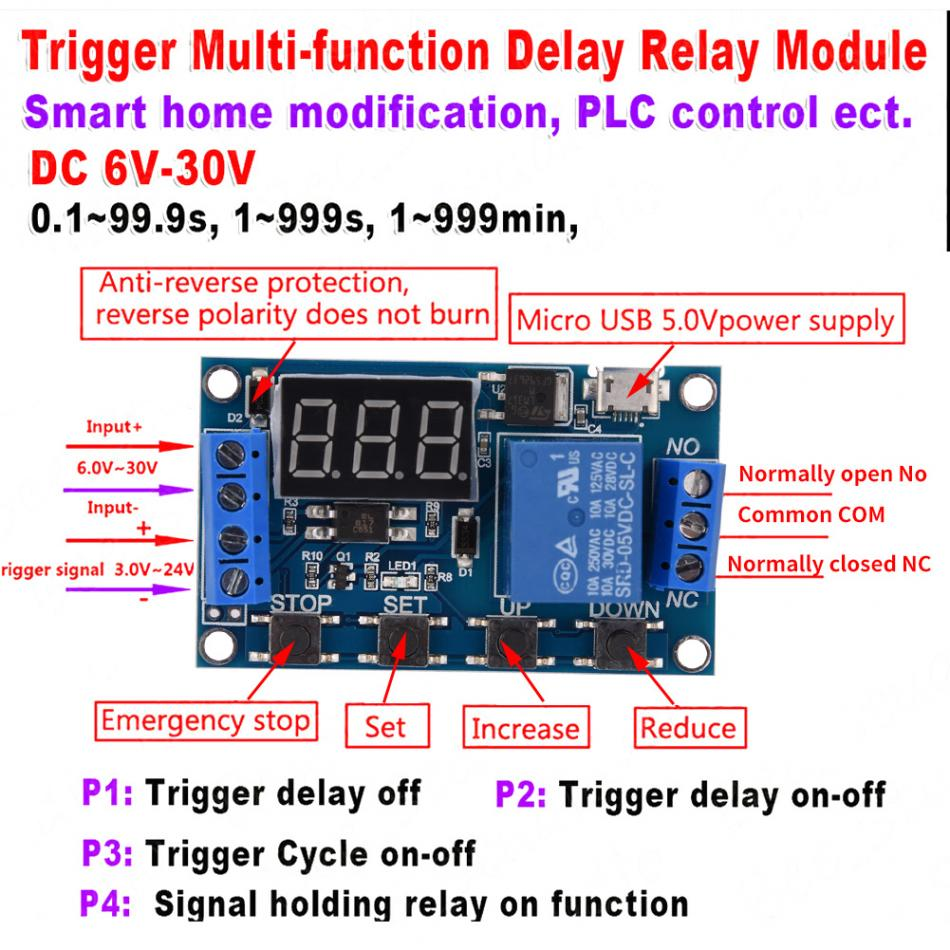 Uncategorized Infinite Store Supply 5v Vcc And 12v To 30v Input Led Driver Application Circuits 1 X Timer Relay Switch