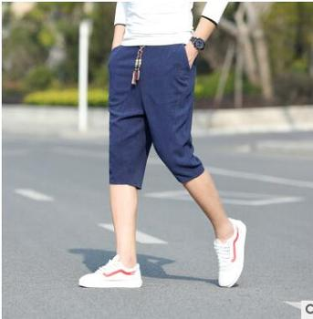 Casual male loose man summer