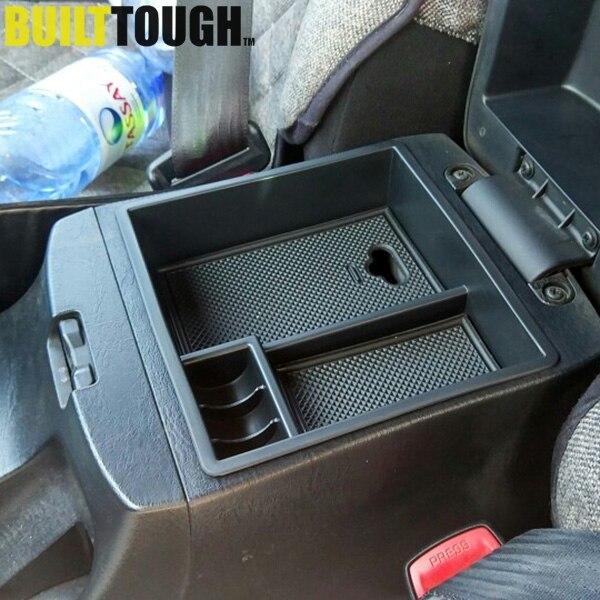 Центральный подлокотник для Toyota Hilux 2004-2012 2013 2014, центральный подлокотник, ящик для хранения перчаток, чехол для поддона автомобиля