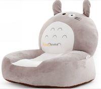 Vui Nhồi Bông Khổng Lồ Totoro Plush Tatami Ghế Huge Soft Giường Sofa cho Trẻ Em Đẹp Quà Tặng Miễn Phí