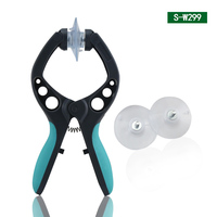 S W299 Multitool Mobile Phone LCD Screen Opening Plier Suction Cup For IPhone IPad Samsung Cell