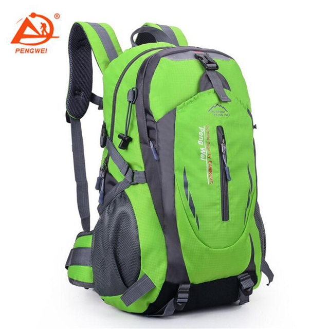 2d1545b984 Hot Sale Nylon Black Backpack Waterproof Men s Back Pack Laptop Mochila  High Quality Designer Backpacks Male Escolar S091