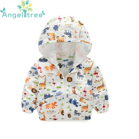 2017 Spring And Autumn Boy Fashion Jackets Children S Baby Child Cartoon Sports Casual Lovely Zipper