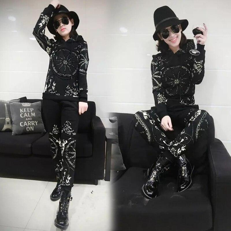 2 Cachemire Pull Femmes Longues Mode À Nouvelles De Qualité Hiver Automne Pièces Capuche Sportswear Haute Costume Manches Loisirs rrOwxUq