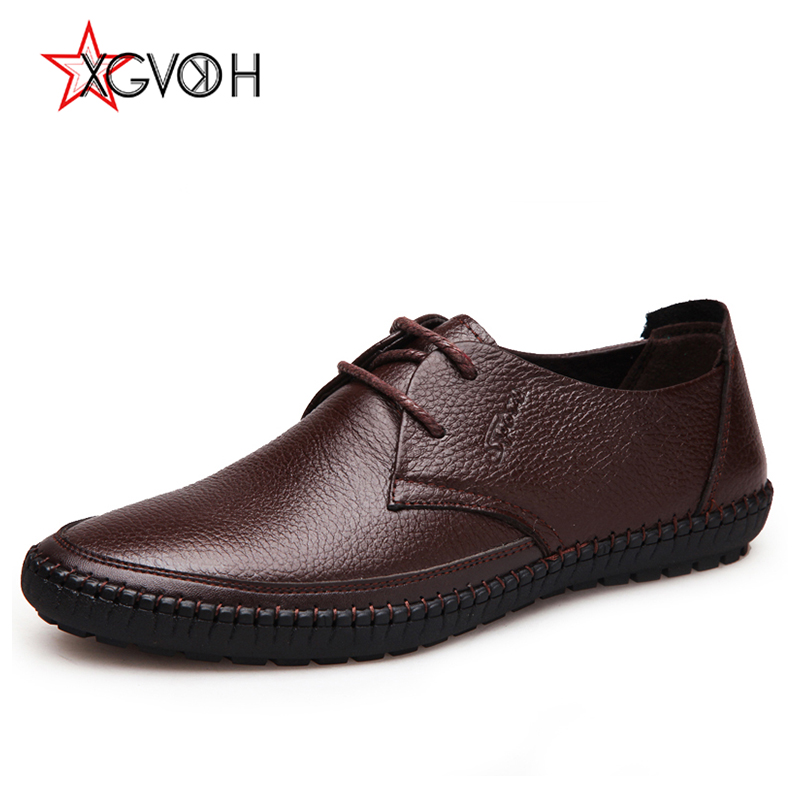 Mens Shoes breathable Comfortable Loafers Father Split Leather Men's Driving Flats Male Summer Spring For Men casual shoes top brand high quality genuine leather casual men shoes cow suede comfortable loafers soft breathable shoes men flats warm