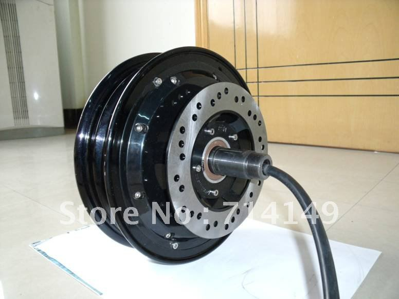 What Electric Motor To Use For A Car