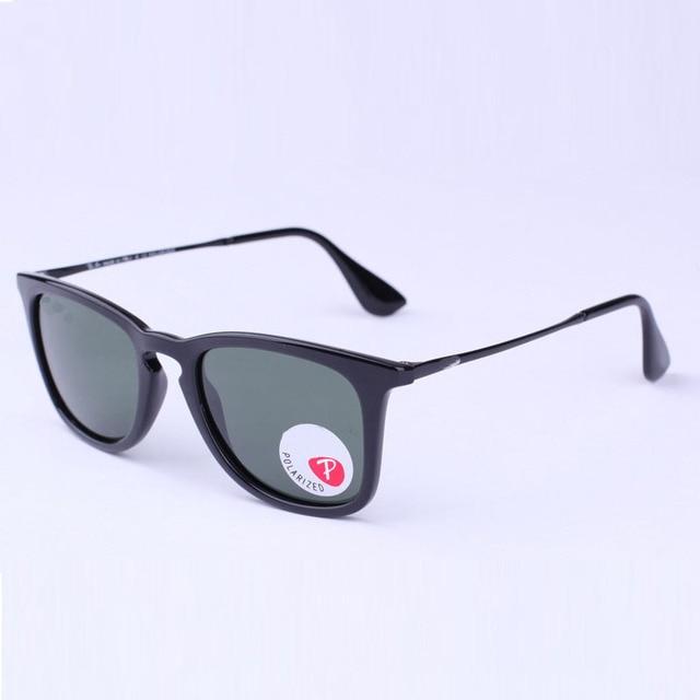 25014a12ca New Polarized sunglasses Original sunglasses Big angle brand designer women men  Fashion Eewear rb4221f glass lenses 52mm