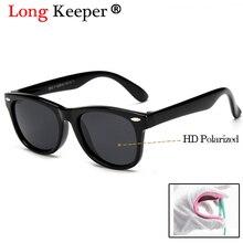LongKeeper Polarized Sunglasses Kids Boys Girls Baby Childre
