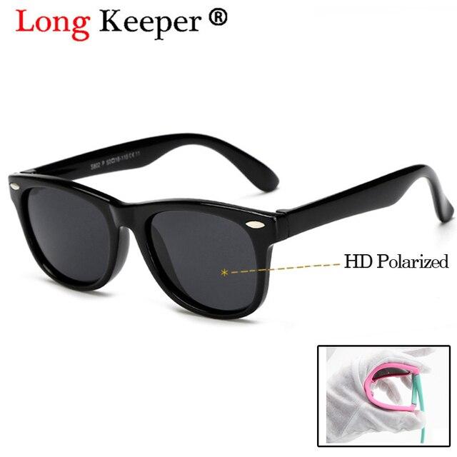 Penjaga Panjang HD Terpolarisasi Kacamata Terpolarisasi untuk Anak-anak  Anak Laki-laki Perempuan Bayi f9b4bdd469