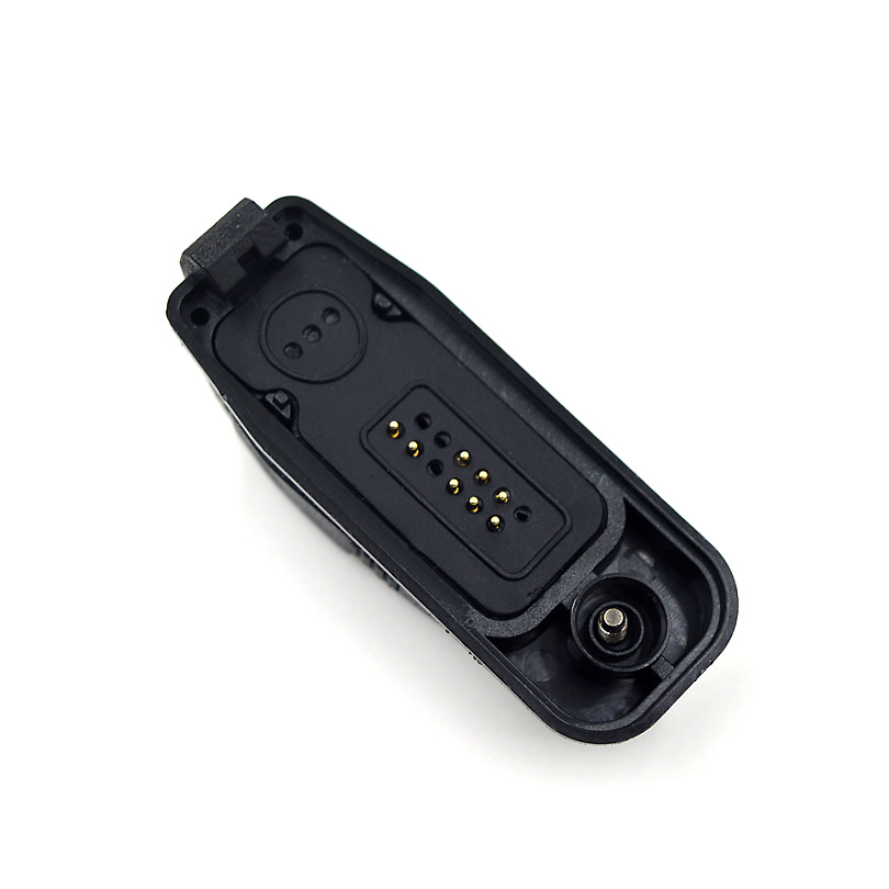 7PIN to 2 Pin Audio Adaptor Connector for Motorola APX6500 DP3601 DGP-4150 radio