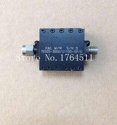 [BELLA] K & L 7ED20-3000/U1100-OP/O 2,45-3,6 GHZ RF mikrowelle bandpass filter SMA