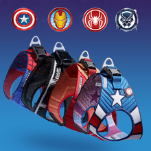 Get more info on the Dog Cat Harness Pet Adjustable Vest Walking Lead Leash for Puppy Harness for Small Medium Dog Spider Man Captain America