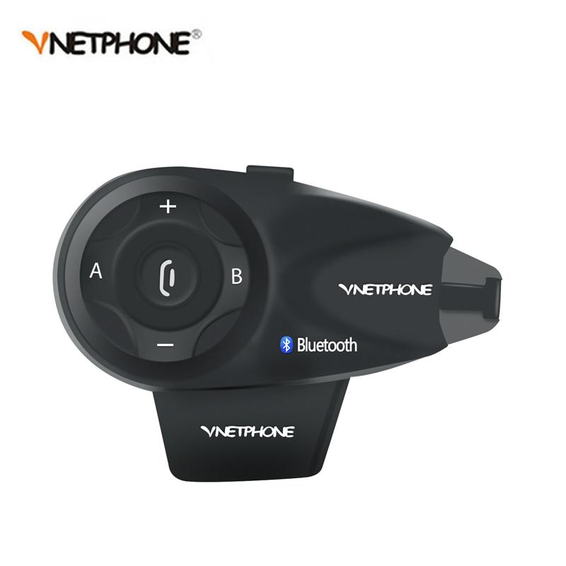 1200M BT Bluetooth Motorcycle Helmet Intercom for 5 Riders Interphone Headset Talk at same time V5 Free Shipping!! стоимость
