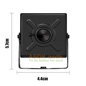 Image 5 - Poe mini tipo hd 1080 p câmera ip 3.7mm lente metal 2.0mp câmera de segurança interna onvif p2p ip cctv cam