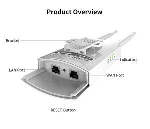 Image 5 - Comfast cf 1200Mbps CF EW72 Dual Band 5G Esterno Ad Alta Potenza AP Copertura Omnidirezionale Punto di Accesso Wifi Stazione Base Antenna AP