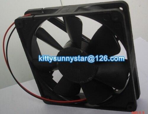 mulfan 12cm 12025 4710NL-05W-B50 24V 0.31A 2Wire Yaskwa Fan,Server Fan,Inverter Fan, Cooling Fan