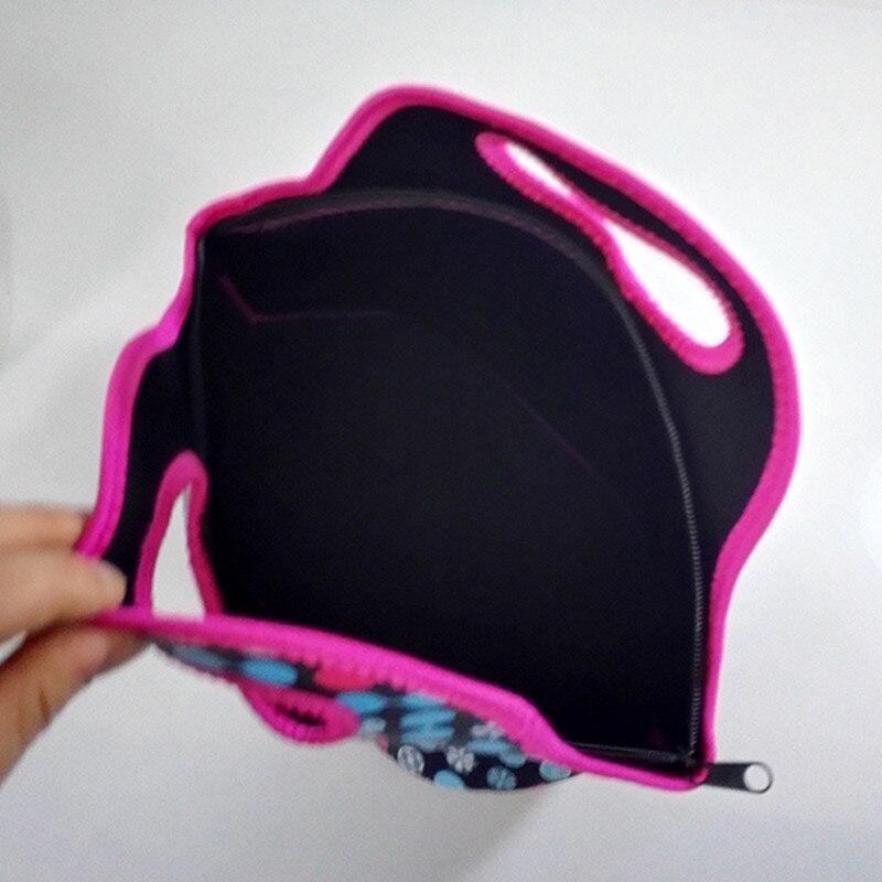 com zíper bolsa térmico isolamento Discription 4 : Neoprene Bag