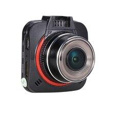 Car DVR Ambarella A7 LA50 ADAS 1296P Dash Camera GPS Logger Mini Speedcam LDWS FCWS Camcorder Hidden Design Parking Monitor