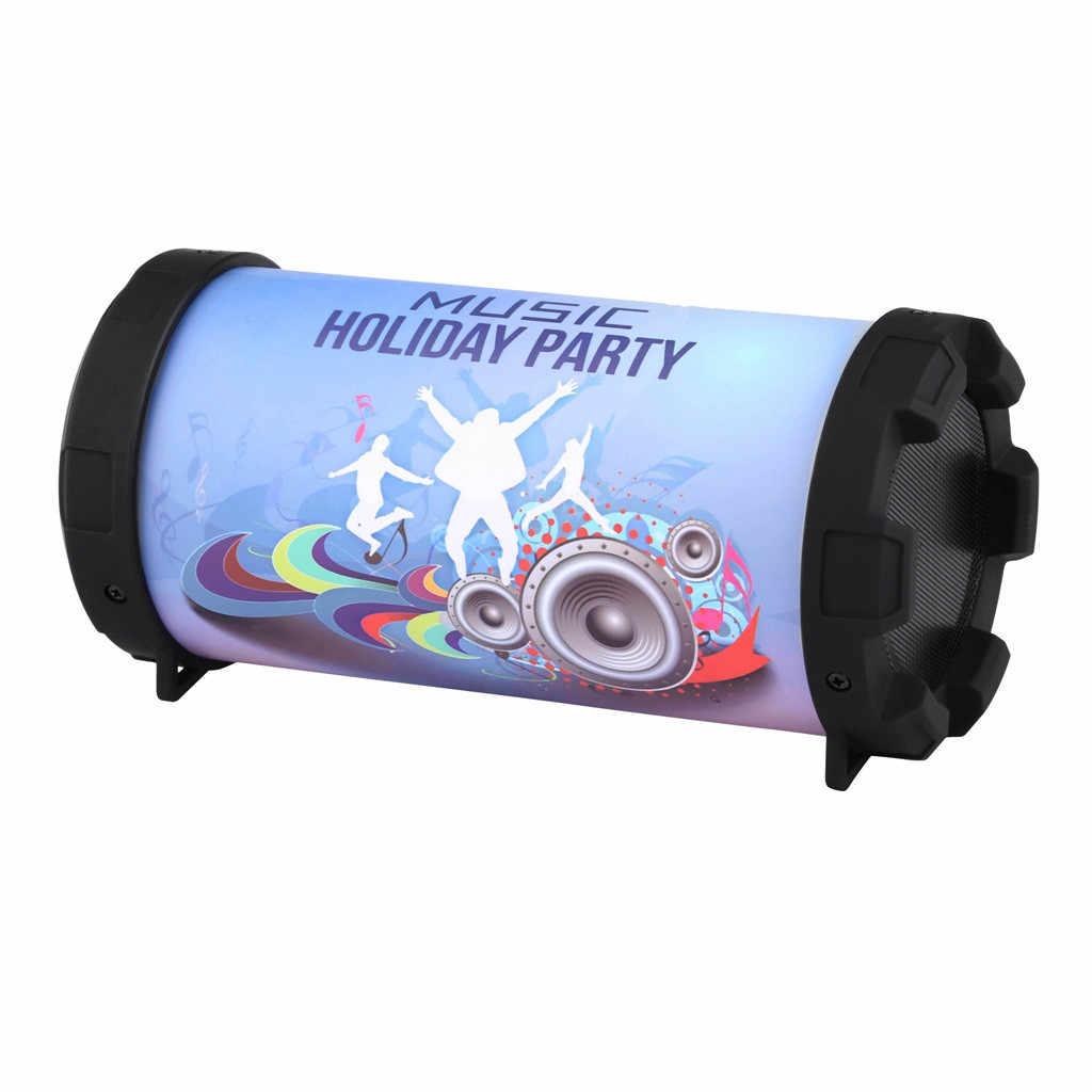 振動スピーカー 2019 の bluetooth スピーカーポータブルミニワイヤレススピーカープレーヤー音楽サウンドコラムドロップシッピング