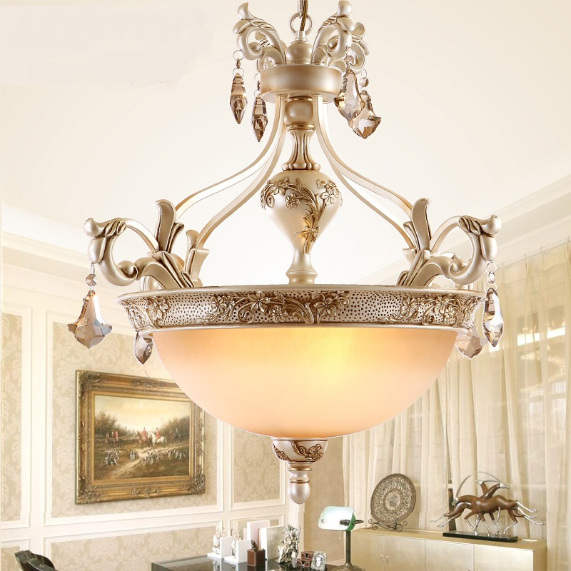 European style Fashion pendant light crystal lighting brief entranceway rustic lamps pendant lamps branches pendant light nordic brief fashion rustic gold silver
