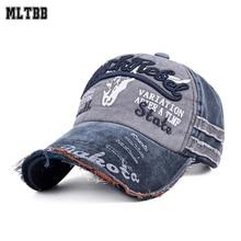 MLTBB marca gorra de béisbol hombres mujeres Snapback sombrero mujeres  Vintage gorra de béisbol niños casqueta papá padre-niño s. 55c8f333bf8