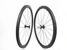 Farsports FSC38-CM-23 Chris King 38mm 23mm V brake road bike carbon wheels 38, 23mm width 700c carbon clincher wheel rims