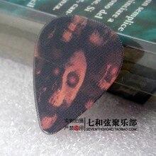 3D geister bild plektren/gitarre paddel/gitarre abholen clips