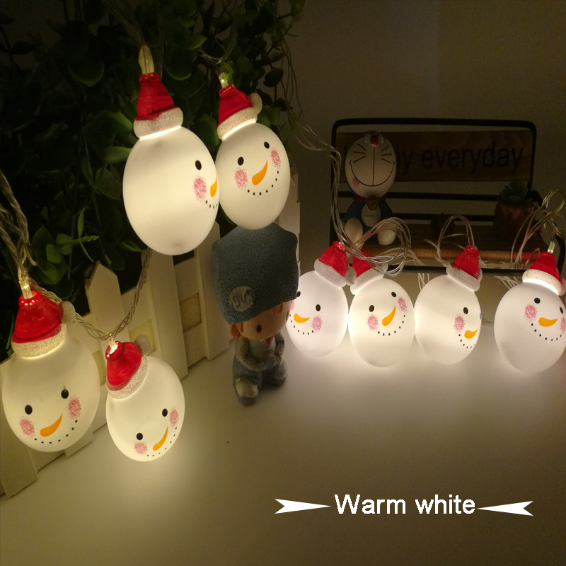 Outdoor Snowman Lights Led christmas light garland curtain string lights snowman lamp led christmas light garland curtain string lights snowman lamp outdoor connectable 5m 20led ac110 240v for holiday wedding party in led string from lights workwithnaturefo