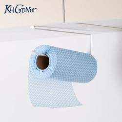 KHGDNOR железная рулонная стойка для бумаги, кухонный шкаф, подвесной держатель для бумажных полотенец, стойка для хранения пленок