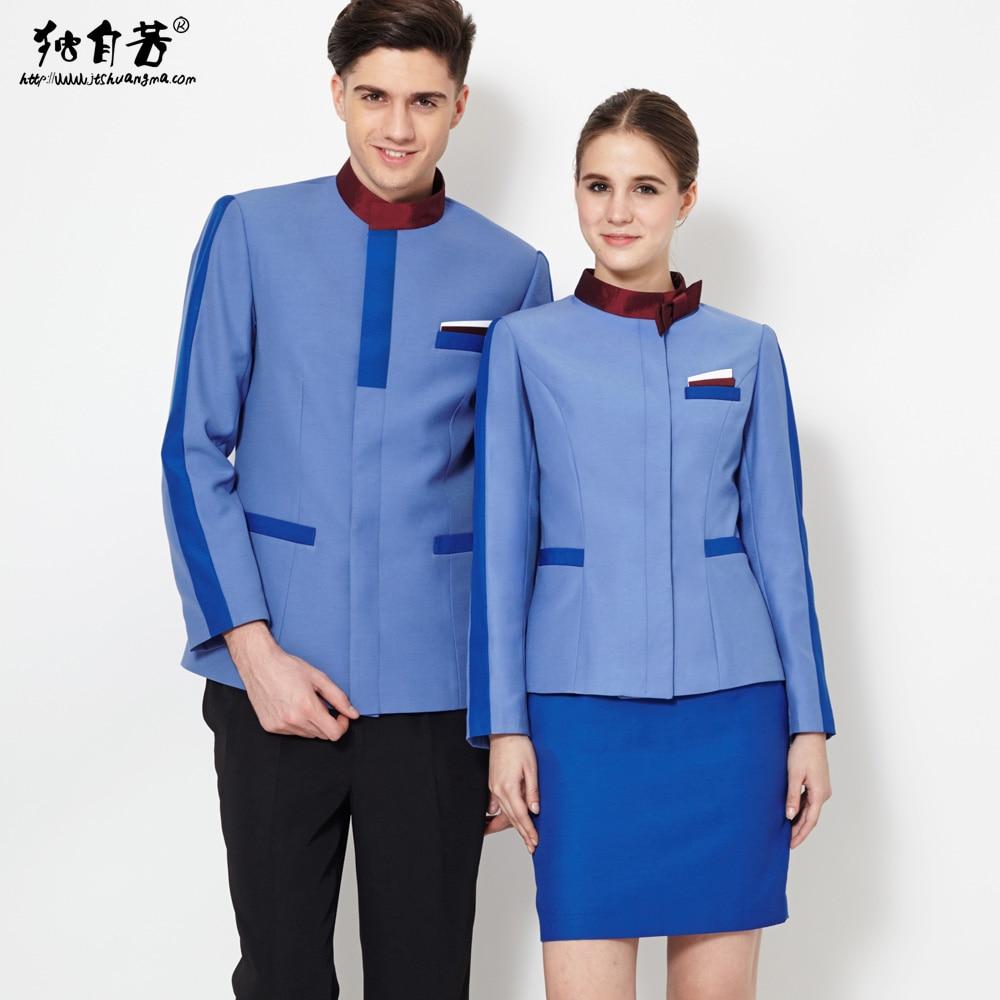 Casino host uniforms