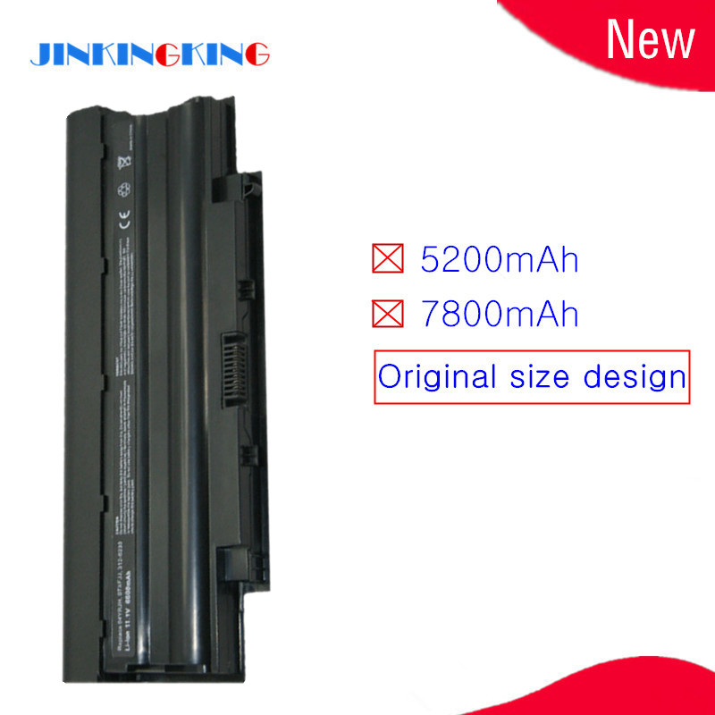 New Laptop Battery FOR Dell Inspiron 17R N7010 N7110 N7010D N7010R N5040 N5050 For Vostro 1440 1540 1550 1450 3450 3550 3750