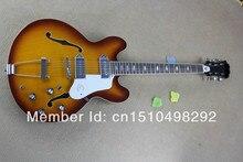 Hersteller machen beste Sir ES335 F ein halbes hohlen loch L5 jazz gitarre ems-freies lieferung