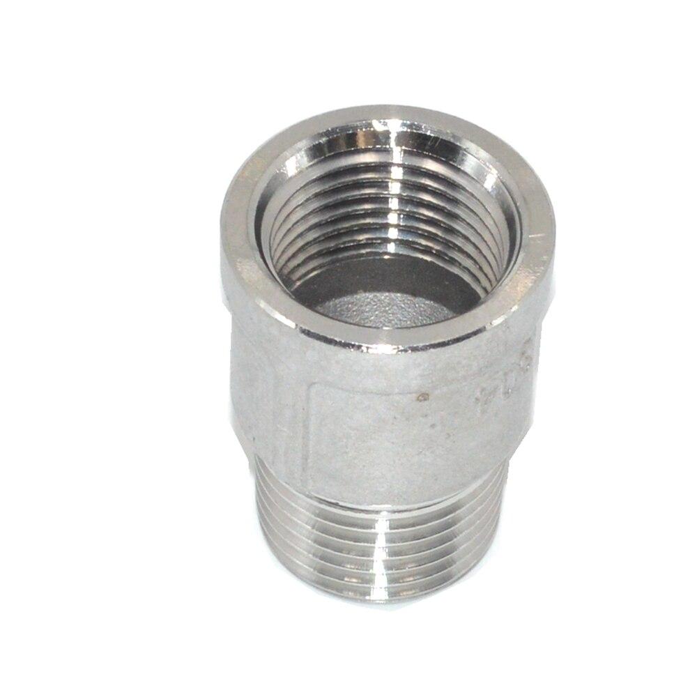 Aliexpress buy female male nipple bush adapter
