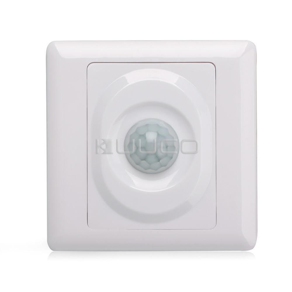 Auto Sensor Switch Pir Sense Switch Module Pir Sensor
