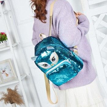 Sequin Unicorn Backpacks